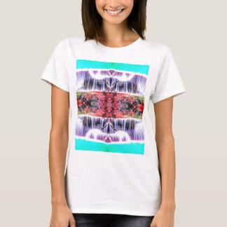 Camiseta Sonhos da cachoeira