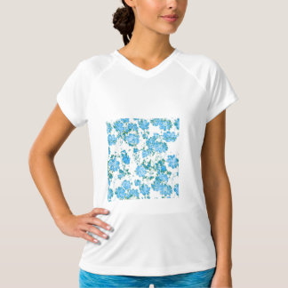 Camiseta sonhos florais 12 E