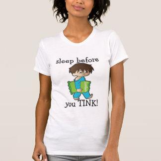 Camiseta sono antes que você TINK!