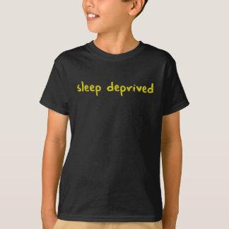 Camiseta Sono destituído