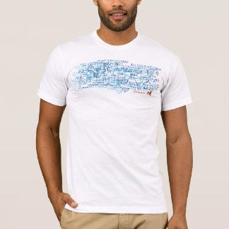 Camiseta Sons do volume