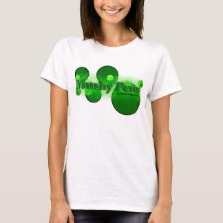 Camiseta Sopa de ervilhas no verde