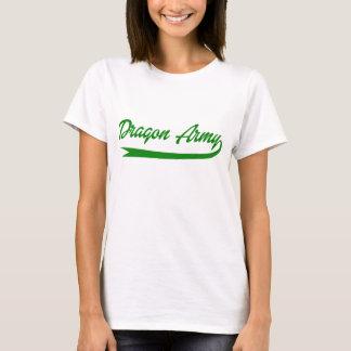 Camiseta Sopa quente do Tshirt do exército do dragão