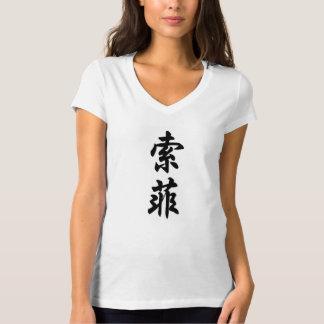 Camiseta sophie