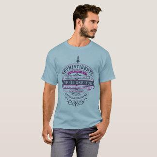 """Camiseta SophistiGENTS das """"design (escuro) fitas"""" para"""