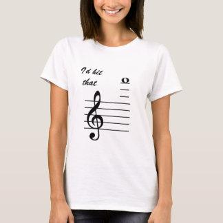 Camiseta Soprano, eu bateria aquele