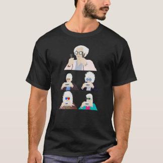 Camiseta Sopre do passado - de volta às décadas