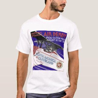 Camiseta Sopro de pó Derby de 1929