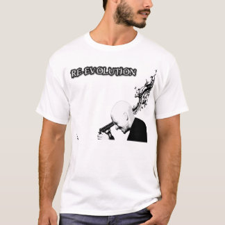 CAMISETA SOPRO DE RE-EVOLUTION SUA MENTE