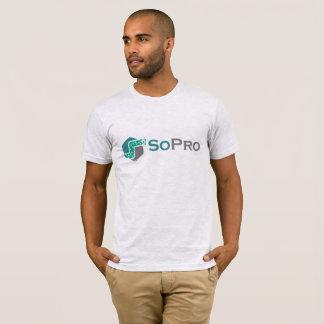 Camiseta SoPro - sondagem social como um serviço