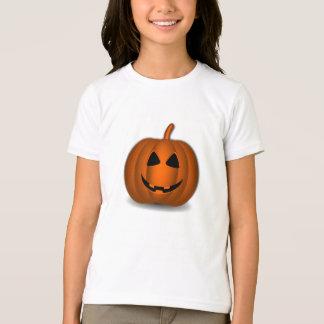 Camiseta Sorrindo a lanterna do o de Jack caçoa o t-shirt