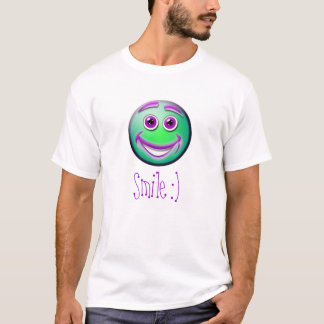Camiseta Sorriso:)