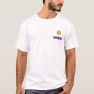 Camiseta sorriso!