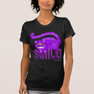 Camiseta Sorriso de Cheshire