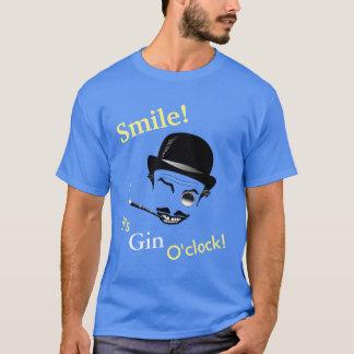 Camiseta Sorriso! É hora da gim!