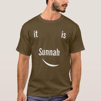 Camiseta Sorriso é Sunnah