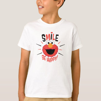 Camiseta Sorriso feliz de Elmo