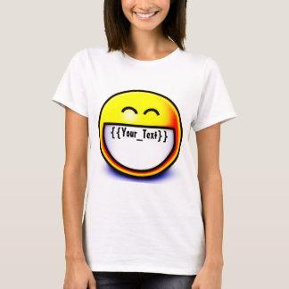 Camiseta Sorriso grande