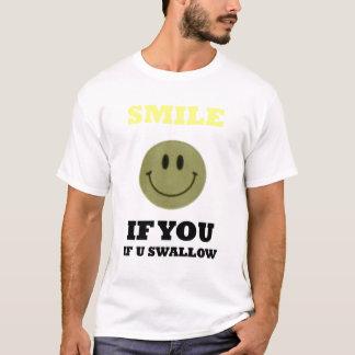 Camiseta sorriso-se-você-andorinha
