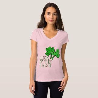 Camiseta Sorte O o irlandês