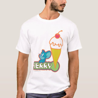 Camiseta Sorvete de Jerry