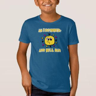 Camiseta Sou eu incomodei-me