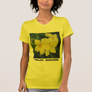 Camiseta South Carolina Jessamine amarelo