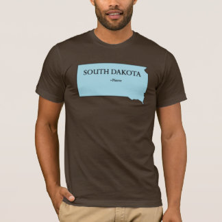Camiseta South Dakota