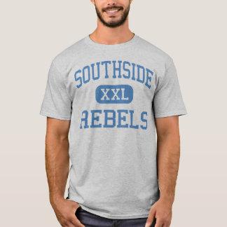 Camiseta Southside - rebeldes - alto - Fort Smith Arkansas