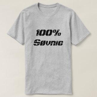 Camiseta Søvnig 100% | 100% sonolento