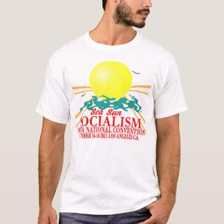 Camiseta SP Conv de Sun do mar