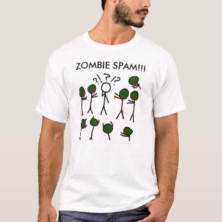 Camiseta Spam do zombi!!!