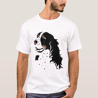 Camiseta Spaniel de Springer de riso