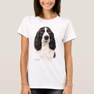 Camiseta Spaniel de Springer inglês