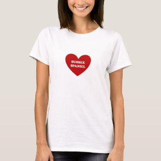 Camiseta Spaniel de Sussex