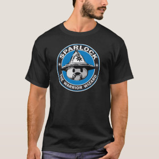 Camiseta Sparlock o feiticeiro do guerreiro