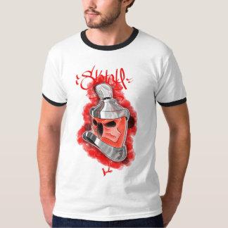 Camiseta Spay o crânio