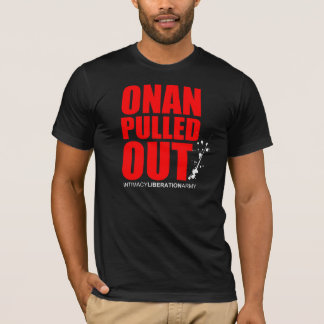 Camiseta Special de Holden - Onan retirado