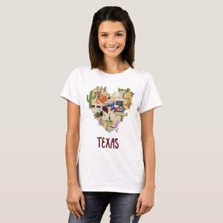 Camiseta SPECIAL dos dias de mercado do vintage: Amor do T