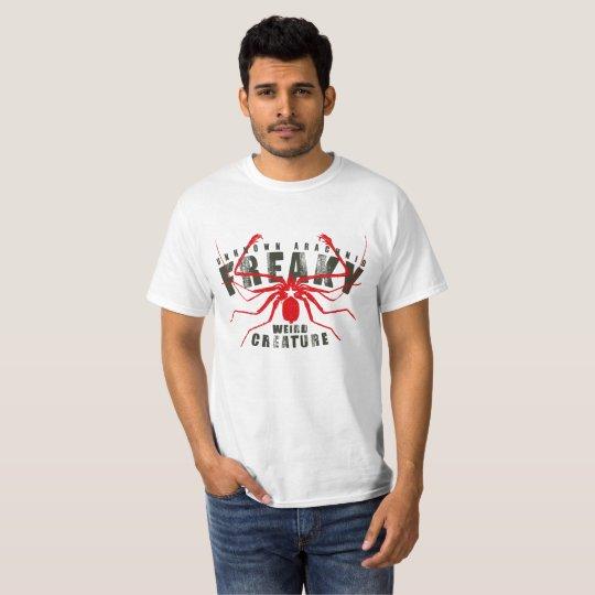 CAMISETA SPIDER - T-SHIRTS MAN FASHION