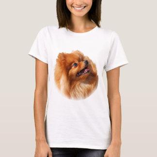 Camiseta Spitz de Pomeranian