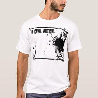 Camiseta splat extravagante