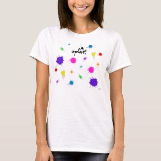Camiseta SplatShirt por Dani