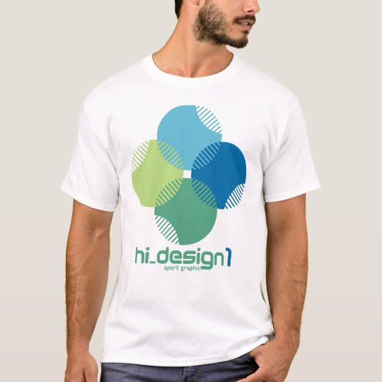 Camiseta sport graphic