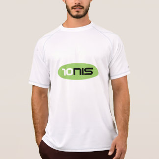Camiseta Sportswear do suor do t-shirt | do tênis dos