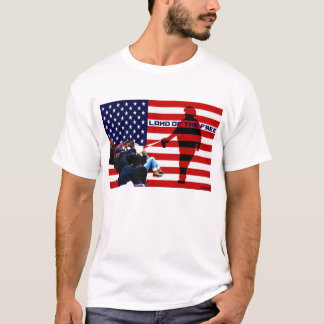 Camiseta Spray de pimenta