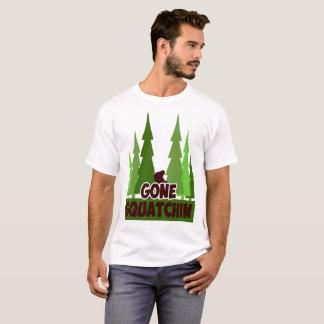 Camiseta squatchin ido