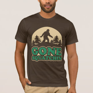 Camiseta Squatchin ido Bigfoot