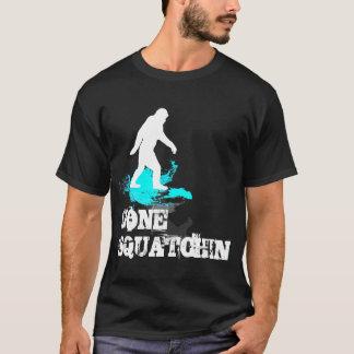 Camiseta Squatchin ido com logotipo de Bigfoot
