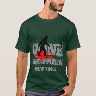 Camiseta Squatchin ido personalizado